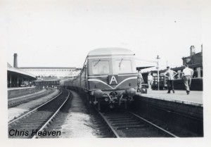 DMU Glos 1957