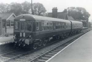 Hadham 31st July 1957