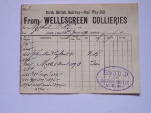Wemyss collieries