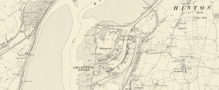 Sharpness map